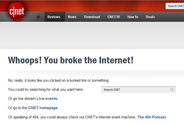 Best 404 Error